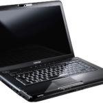 Чистка ноутбука Toshiba A300
