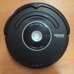Диагностика робота-пылесоса iRobot Roomba 581 на дому