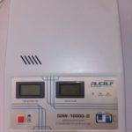Способ самостоятельного ремонта стабилизатора напряжения Ruself модель SDW-10000-D