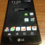 Ремонт тачскрина в домашних условиях на телефоне LG g4s (H736)