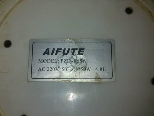 AIFUTE, PZD-868A-002