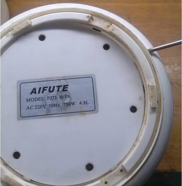 AIFUTE, PZD-868A-003