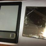 Как заменить экран ED060SC4 на электронной книге Pocketbook 301 plus самому