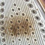 Как очистить керамический утюг
