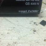 Как починить не включающийся ресивер триколор gs 8300 N