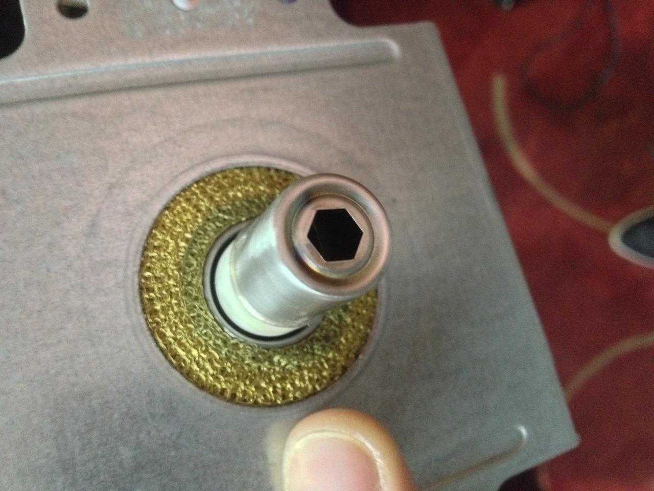 Ремонт колпачка магнетрона своими руками