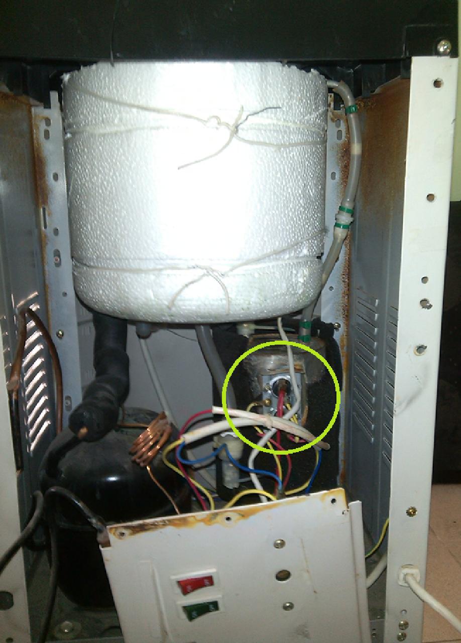 Кулер не нагревает воду ремонт ютуб