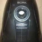 Что делать, если завонял пылесос, на примере модели Bork v5011?