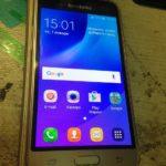 Ремонт смартфона samsung j1, замена экрана.