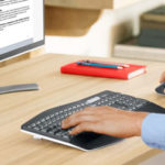 Компьютерная мышь и клавиатура Logitech, создающие комфорт