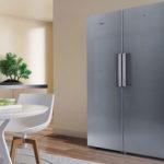 Охлаждение продуктов с новым холодильником Whirlpool