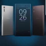 Характеристики новинок Sony Xperia XZ1, Xperia XZ1 Compact и Xperia X1