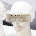 """Новые умные очки """"смешанной реальности"""" J-Reality"""