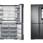"""""""Фарфоровый"""" холодильник Chef Collection Porcelain от компании Samsung"""