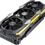 Zotac представила видеокарту GeForce GTX 1080 Ti AMP Extreme Core Edition
