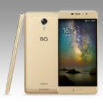Доступный смартфон BQ-5201 Space