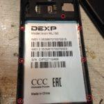 Ремонт разъема для наушников на телефоне Dexp ixion ml150.