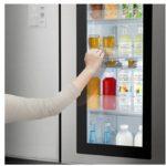 Холодильник InstaView от LG