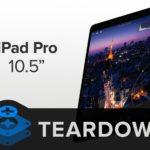 Данные об анатомии нового планшета iPad Pro 10.5″