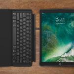 Чехол с клавиатурой Logitech Slim Combo для нового планшета Apple