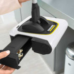 Легкий аккумуляторный пылесос Kärcher КВ5 для сухой уборки