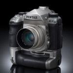 Зеркальная фотокамера PENTAX K-1 в эксклюзивном дизайне