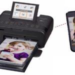 Canon выпускает портативный фото-принтер SELPHY CP1300