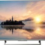 Телевизоры Sony серии XE70