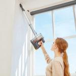 LG выпускает новый вертикальный пылесос CordZero А9