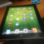 Самостоятельная замена сенсорного стекла на планшете Apple iPad 4