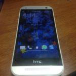 Ремонт телефона HTC one mini 2 в домашних условиях