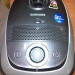 Ремонт пылесоса Samsung своими руками, замена двигателя.