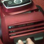 Запах гари в пылесосе Philips fc9772 ремонт своими руками