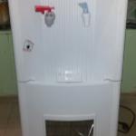 Чистка кулера для воды Aqua Well, модель HC10L-UFD своими руками.