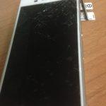 Замена экрана Sony Xperia Z3 D6633.