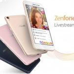 ASUS ZenFone Live – идеальный смартфон для селфи и общения