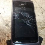 Почему не работает сенсор на смартфоне, выясняем и чиним своими руками, модель Nokia 309.
