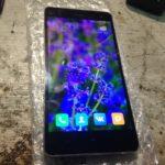 Ремонт смартфона xiaomi mi4, замена дисплея.